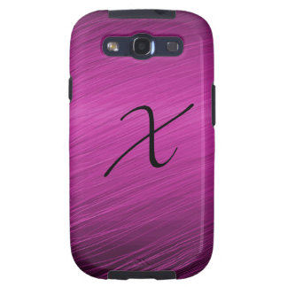 Letter X Galaxy S3 Case