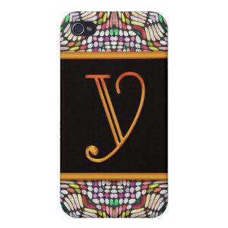 LETTER Y 4  iPhone 4/4S COVERS