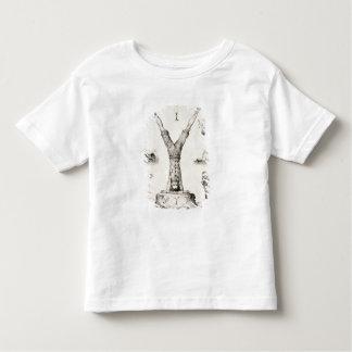 Letter Y from an alphabet primer Toddler T-shirt