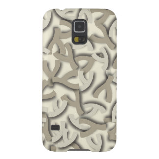 Letter Y Gray Galaxy S5 Cover