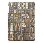 Letter Y iPad Mini Case