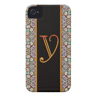 LETTER Y iPhone 4 Case-Mate Case