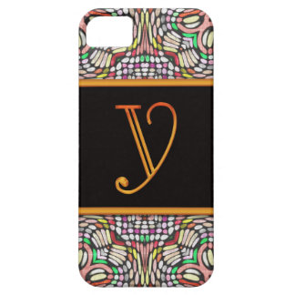 LETTER Y iPhone 5 Case-Mate Case