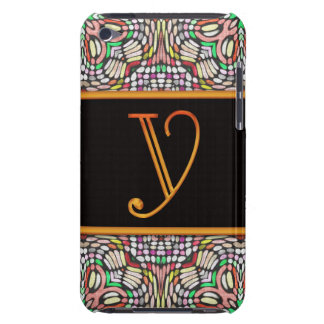 LETTER Y iPod Touch Case-Mate Case