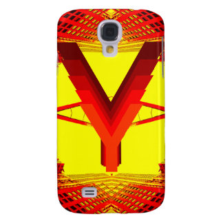 Letter Y - Orange iPhone Case CricketDiane Design