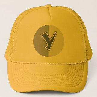 Letter Y Trucker Hat