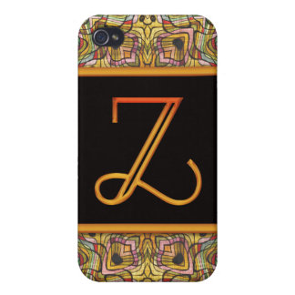 LETTER Z 4  iPhone 4 COVER