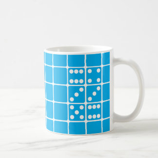 Letter Z Dice Classic White Coffee Mug