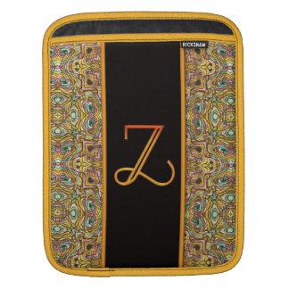 LETTER Z iPad Sleeve