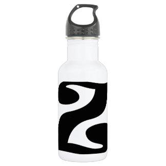 Letter Z_large Water Bottle