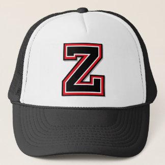 Letter Z Trucker Hat