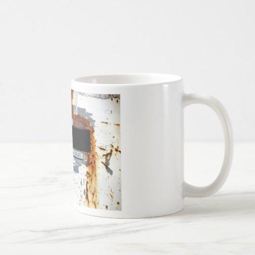 Letterboxes With Attitude 1 - Paris Classic White Coffee Mug