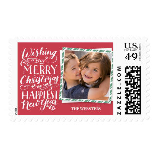 Lettered Collection Postage