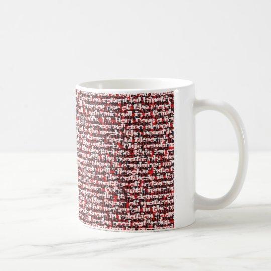 letterforms mug