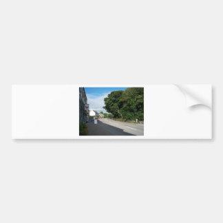 Letterfrack Bumper Sticker