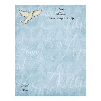 Letterhead-Angel Dove Letterhead