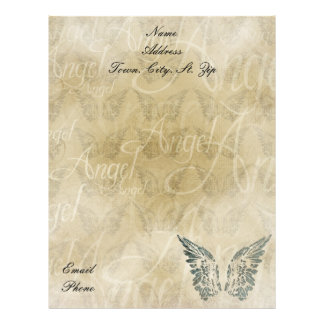 Letterhead-Angel Letterhead