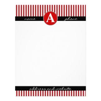 Letterhead, Custom and Monogrammed Letterhead