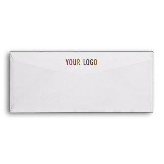 Letterhead Envelope #10 with Logo & Return Address