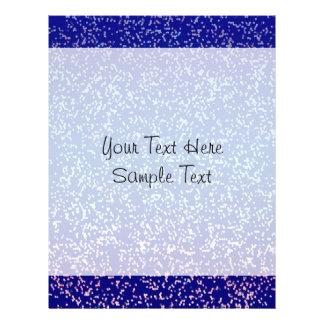 Letterhead Glitter Graphic Background