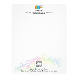 Letterhead Template House Real Estate