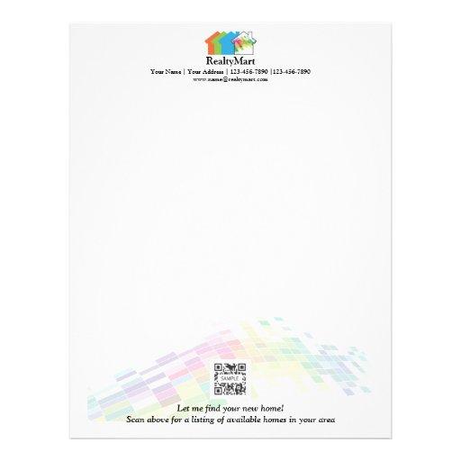 Real Estate paper formats