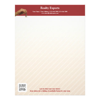 Letterhead Template Realty Experts