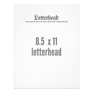 Letterhead Vertical