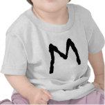 LetterM Camisetas