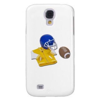 LettermanJacketFootballHelmetBall111811 Samsung S4 Case