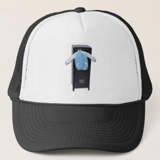 LettermanJacketOnLocker090912.png Trucker Hat