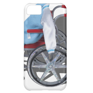 LetterManJacketWheelchair090912.png iPhone 5C Covers