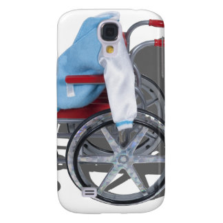 LetterManJacketWheelchair090912.png Samsung Galaxy S4 Cover
