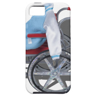 LetterManJacketWheelchair090912.png iPhone 5 Case