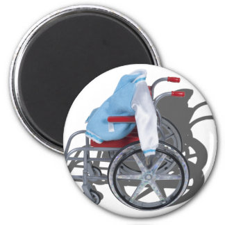 LetterManJacketWheelchair090912.png Refrigerator Magnets