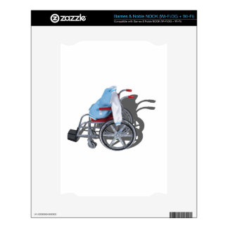 LetterManJacketWheelchair090912.png Skins For The NOOK