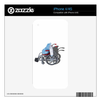 LetterManJacketWheelchair090912.png iPhone 4S Skins