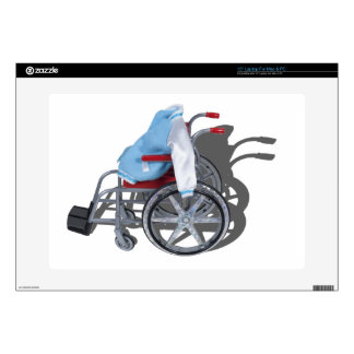 LetterManJacketWheelchair090912.png Decals For Laptops