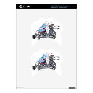 LetterManJacketWheelchair090912.png Xbox 360 Controller Skin