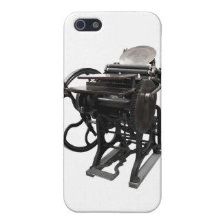 letterpress 1888 iphone 4 case