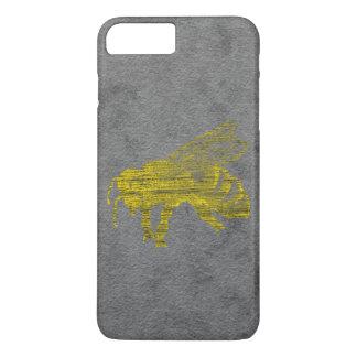 Letterpress Bee iPhone 8 Plus/7 Plus Case