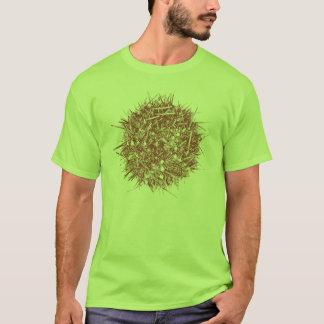 Letterpress Chilean Sea Urchin (Loxechinus albus) T-Shirt