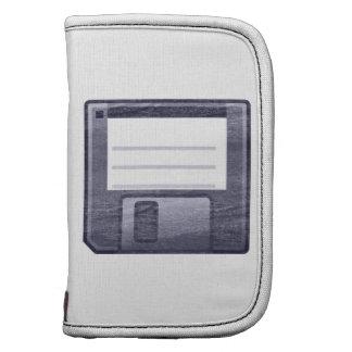 Letterpress Floppy Disk Organizer