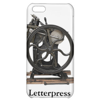 letterpress from 1901 iPhone 5 savvy case