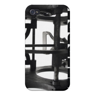letterpress from below  cases for iPhone 4