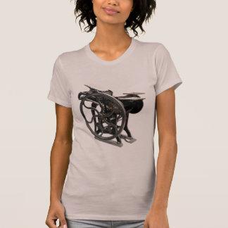 letterpress machine t-shirt