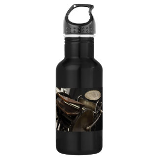 letterpress machine water bottle