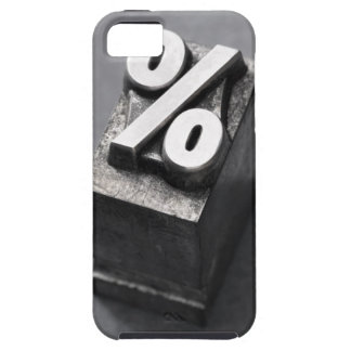 % Letterpress type iPhone SE/5/5s Case