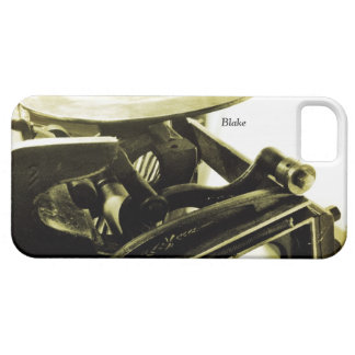 letterpress view iPhone 5 barely there case