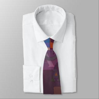 Letters 02 neck tie